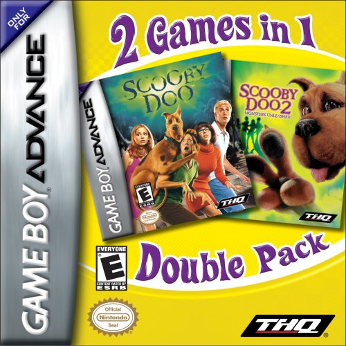 2 Games in 1 Double Pack: Scooby-Doo / Scooby-Doo 2: Monsters Unleashed