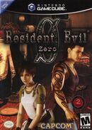Resident Evil Zero (GC) (NA)
