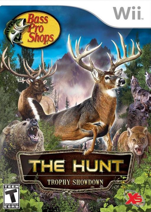 Bass Pro Shops: The Hunt - Trophy Showdown