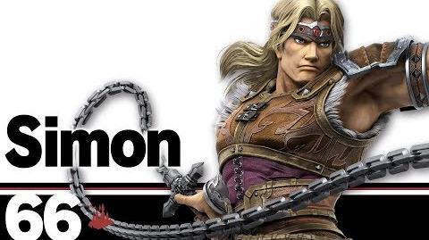 66- Simon – Super Smash Bros. Ultimate