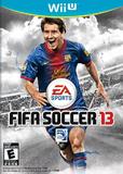 FIFA Soccer 13 (Wii U) (NA)