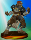 Ganondorf Trophy (Smash).png