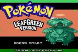 Third Pokémon generation