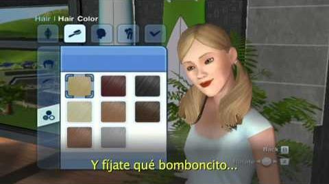 Los Sims 3 Nintendo Wii - Trailer
