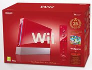 Red Wii Bundle EU