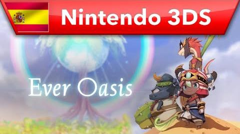 Ever Oasis - Tráiler del E3 2016 (Nintendo 3DS)