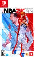 NBA 2K22 (NA)