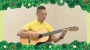 Animal Crossing 3DS - Tema principal en guitarra de Kazumi Totaka
