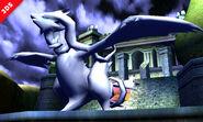 SSB3D Unova Pokemon League Reshiram