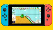 Super Mario Maker 2 - Screenshot 1