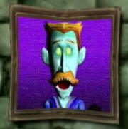 Portrait Ghost