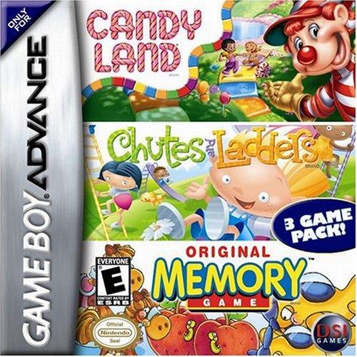 CandyLand / Chutes & Ladders / Original Memory