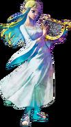 Princess Zelda Artwork 2 (Skyward Sword)