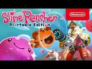 Slime Rancher- Plortable Edition - Launch Trailer - Nintendo Switch