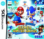 Mario & Sonic at the Olympic Winter Games (DS) (NA)
