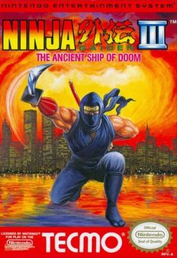 Ninja Gaiden III: The Ancient Ship of Doom