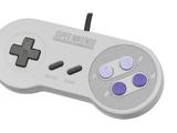 Super Nintendo Entertainment System controller