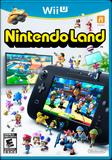 Nintendo Land Caratula