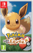 Pokémon Let's Go, Eevee! (EU)