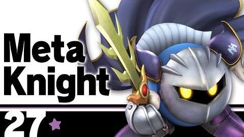 27- Meta Knight – Super Smash Bros. Ultimate