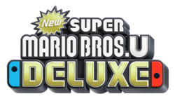 New Super Mario Bros. U Deluxe logo.png