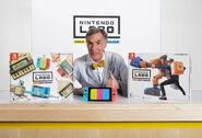 Nintendo Labo - Bill Nye