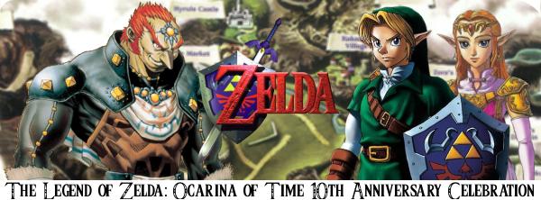 Ocarina of Time anniversary celebration