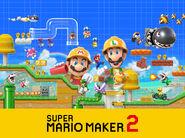 Super Mario Maker 2 - Artwork 04