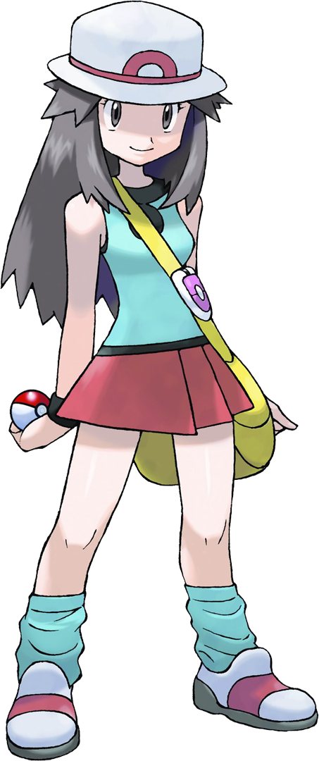 Leaf (Pokémon Trainer)
