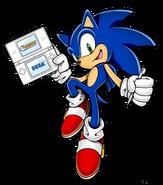 Sonic sra ds