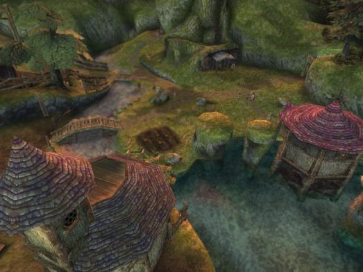 Ordon Village
