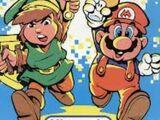 Connections between the Legend of Zelda and Mario series