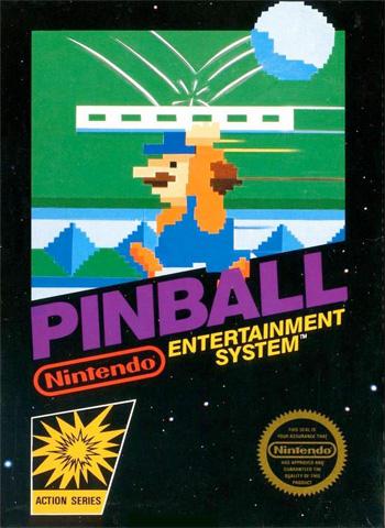 Pinball (NES)