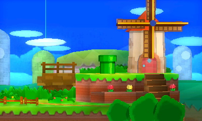 Paper Mario (Super Smash Bros.)