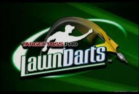 Target Toss Pro: Lawn Darts