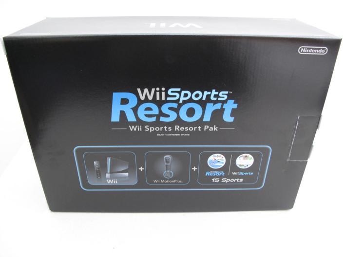 Wii Sports Resort Pak