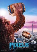 Pixels – Donkey Kong Poster