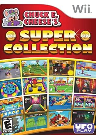 Chuck E. Cheese's Super Collection