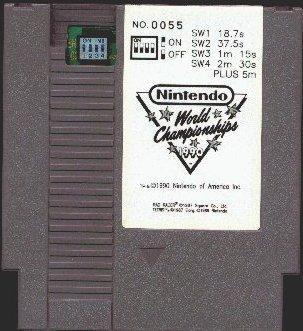 Nintendo World Championships 1990 (Game Pak)