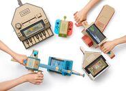Nintendo Labo - Variety Kit - Key photo