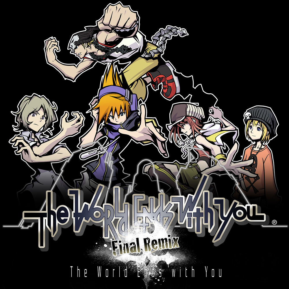Release icon - The World Ends with You Final Remix.jpg