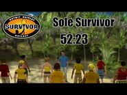 Survivor (Wii) speedrun Sole Survivor (52-23)