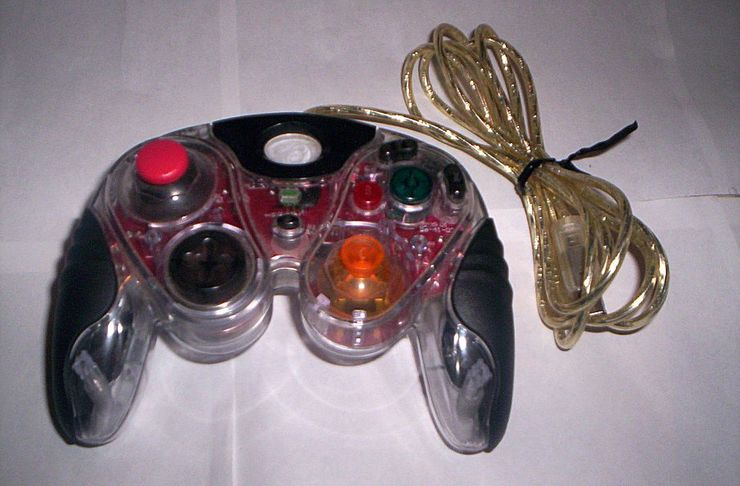 AfterGlow Pro Controller