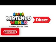 Super Nintendo World Direct 12.18