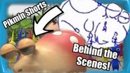 Pikmin Short Movies UNUSED CONTENT And BEHIND THE SCENES