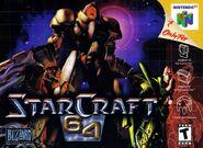 StarCraft 64 NA