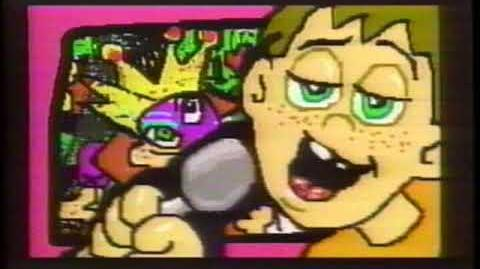 1992 Nintendo Mario Paint Video Game TV Commercial