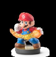 Amiibo - SSB - Mario - Angle