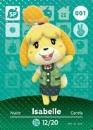 Animal Crossing Amiibo Card 1