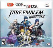 Fire Emblem Warriors (New 3DS NA)